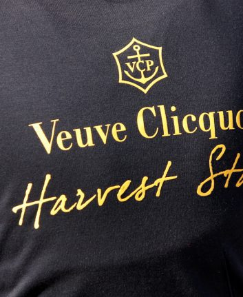 Veuve Clicquot Harvest Staff