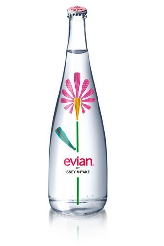 Evian par Issey Miyake