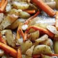 Légumes d'automne comme Jamie Oliver