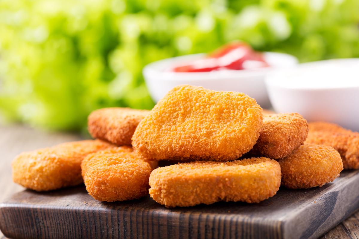 Nuggets ©Nitr shutterstock