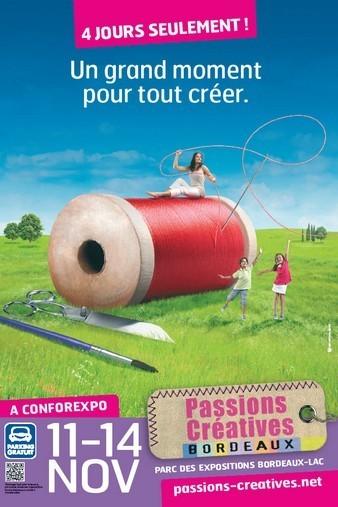Passions creatives 2010 Bordeaux