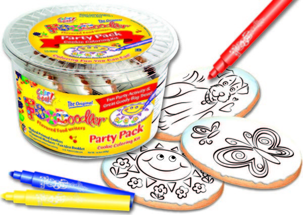 Cookies à colorier