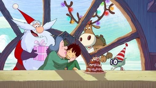 L'apprenti du Père Noël