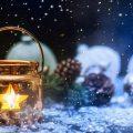 Bougie de Noël ©De Guschenkova shutterstock
