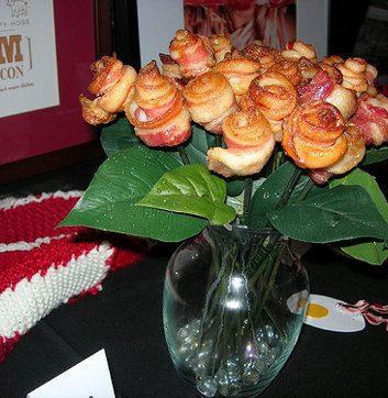 Bouquet de bacon