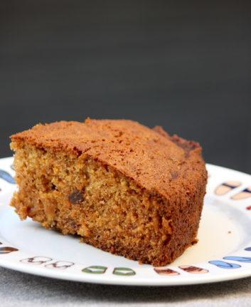 Carrot Cake à l'ananas et à la noix de coco