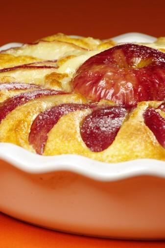 Dessert léger - Gâteau facile aux pommes Antarès®
