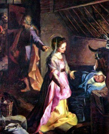 Federico_Barocci - Nativity