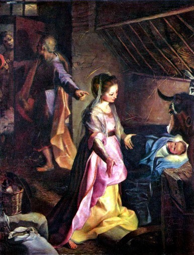 Federico_Barocci - Nativity