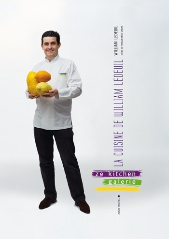 La cuisine de William Ledeuil