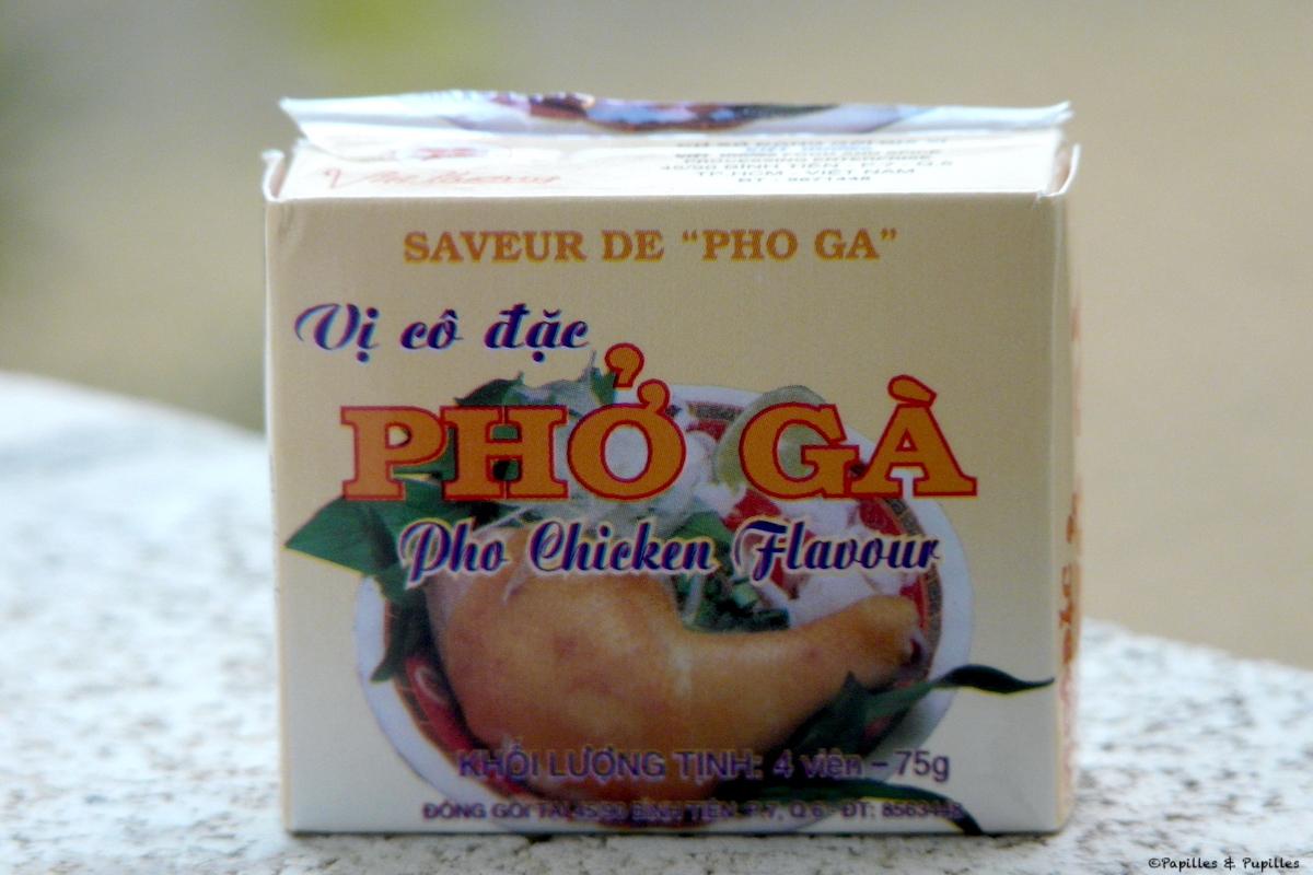 Bouillon Pho Ga