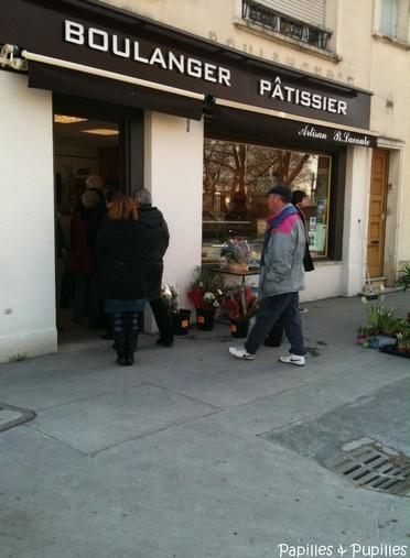 Boulangerie Lacaule - Bacalan - Bordeaux