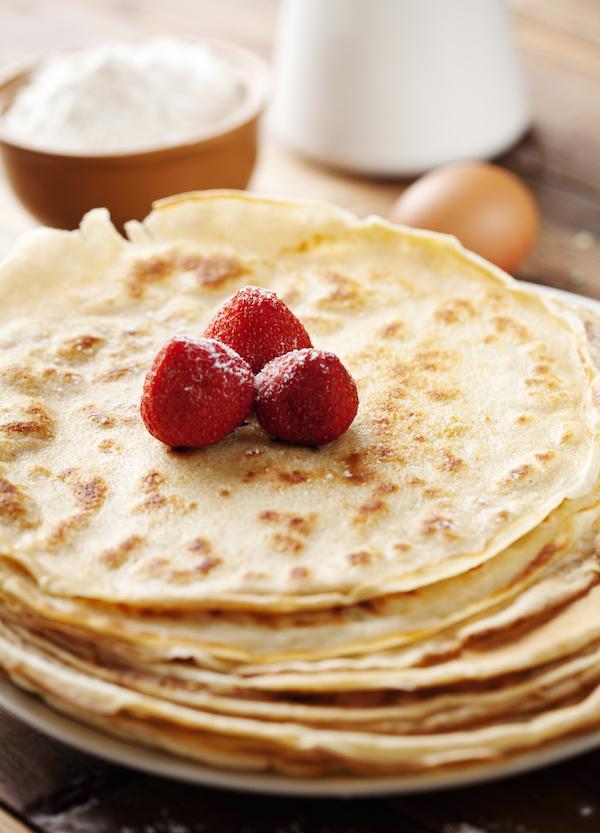 Crepes - Liv friis-larsen Shutterstock