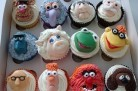 Cupcakes Muppets