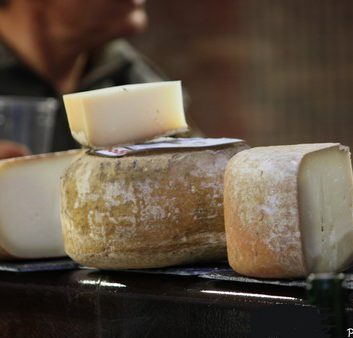 Fromage Ossau Iraty - Différents affinages