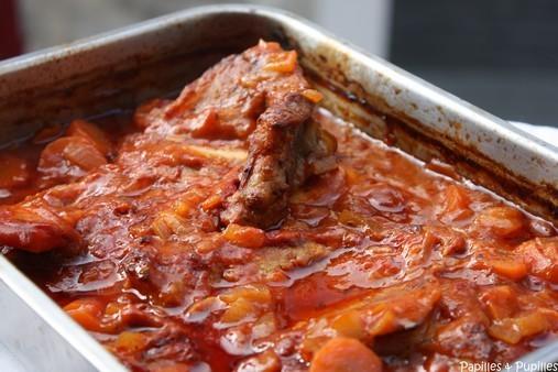 Osso bucco recette italienne - Osso bucco veau recette ...