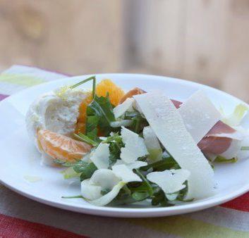 Salade de Noël du Fifteen