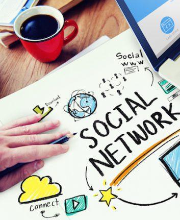 Social network ©Rawpixel shutterstock