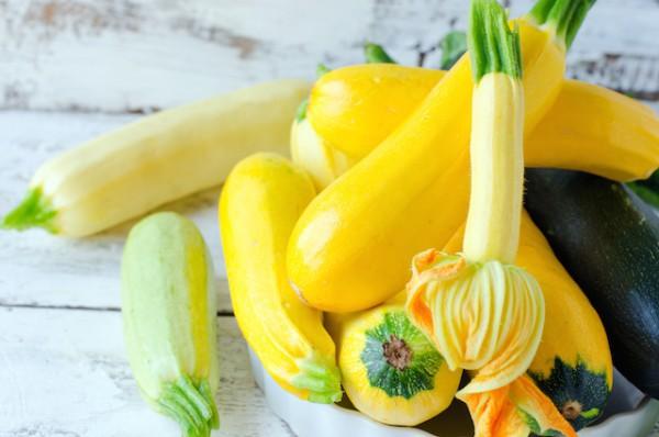 Courgettes jaunes ©teleginatania shutterstock