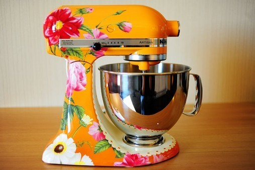 Robot KitchenAid - Modèle The Pioneer Woman ©Ree Drumond - The Pioneer Woman