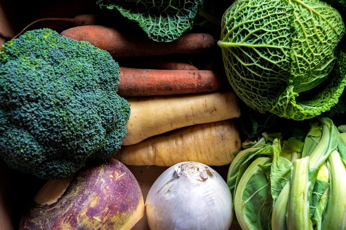 Légumes d'hiver © Nick-fewings unsplash