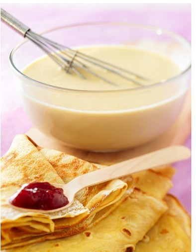 Pâte pour crêpes salées ou sucrées - copyright Nicolas Edwige