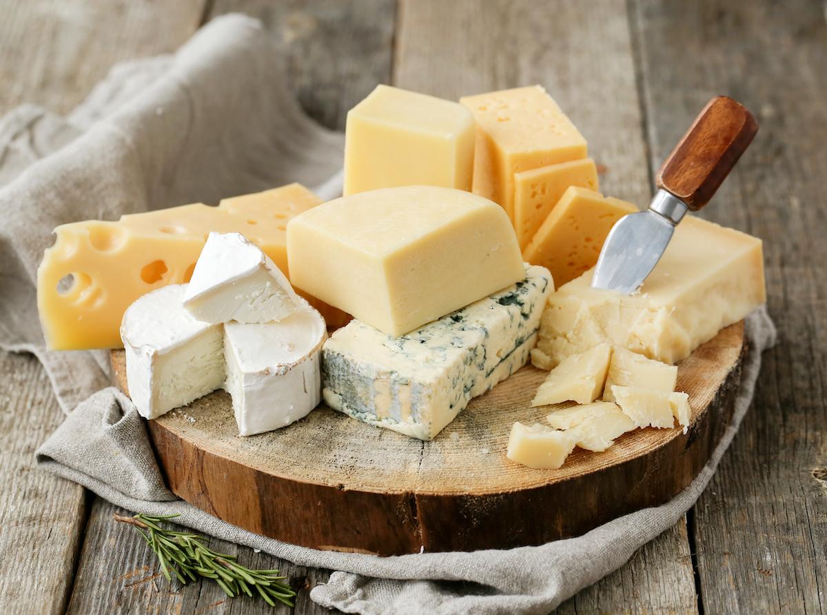 Plateau de fromages ©Y Photo Studio shutterstock