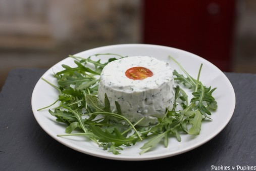Fromage Aux Herbes Fromage Frais Aux Herbes