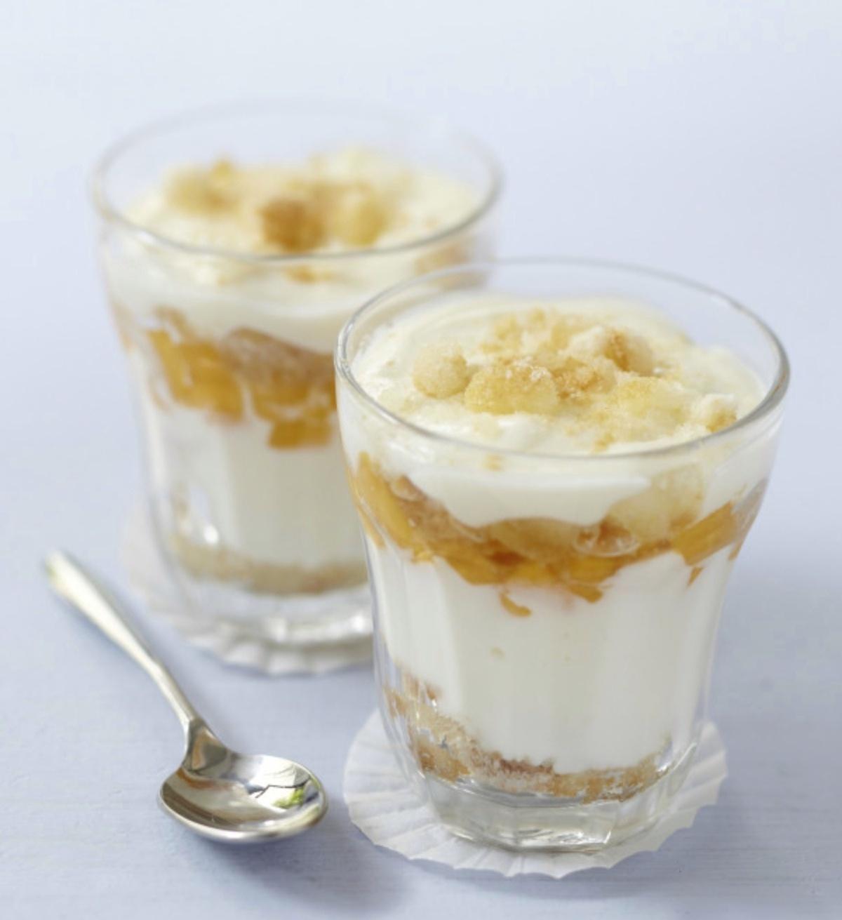 Trifle à la mangue