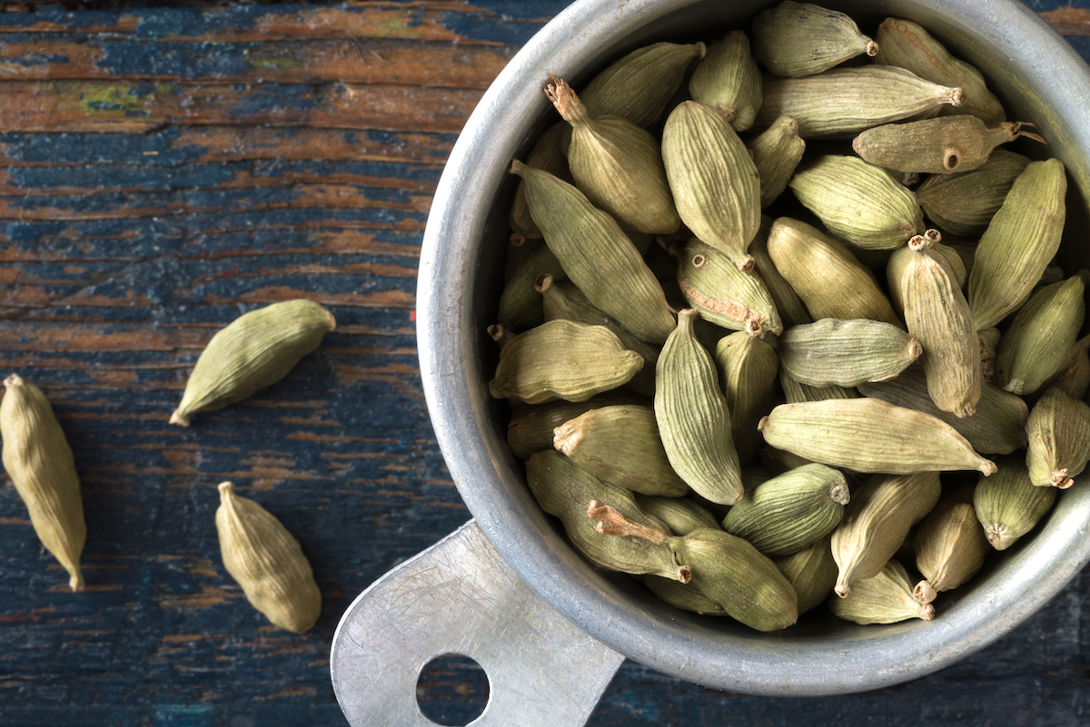 Cardamome verte ©Michelle Lee Photography shutterstock