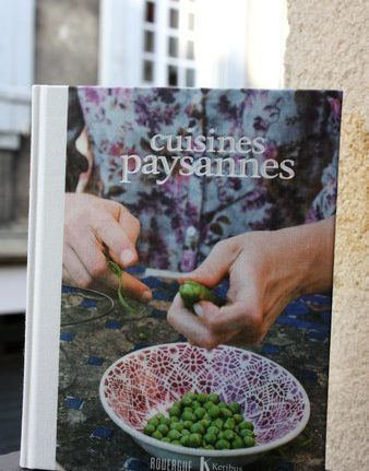 Cuisines paysannes - Julien Fouin, Blandine Boyer
