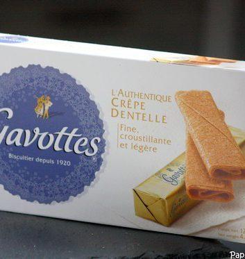 Gavottes - Crêpes dentelles