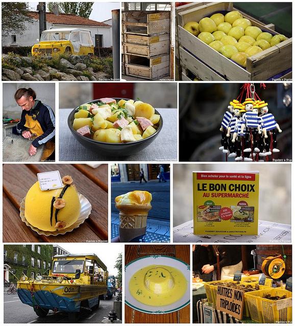 Envie de jaune
