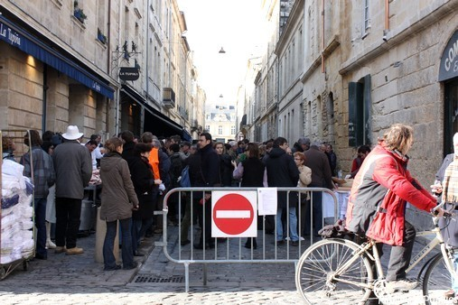 Rue de la porte de la monnaie - Tupina - Tue Cochon