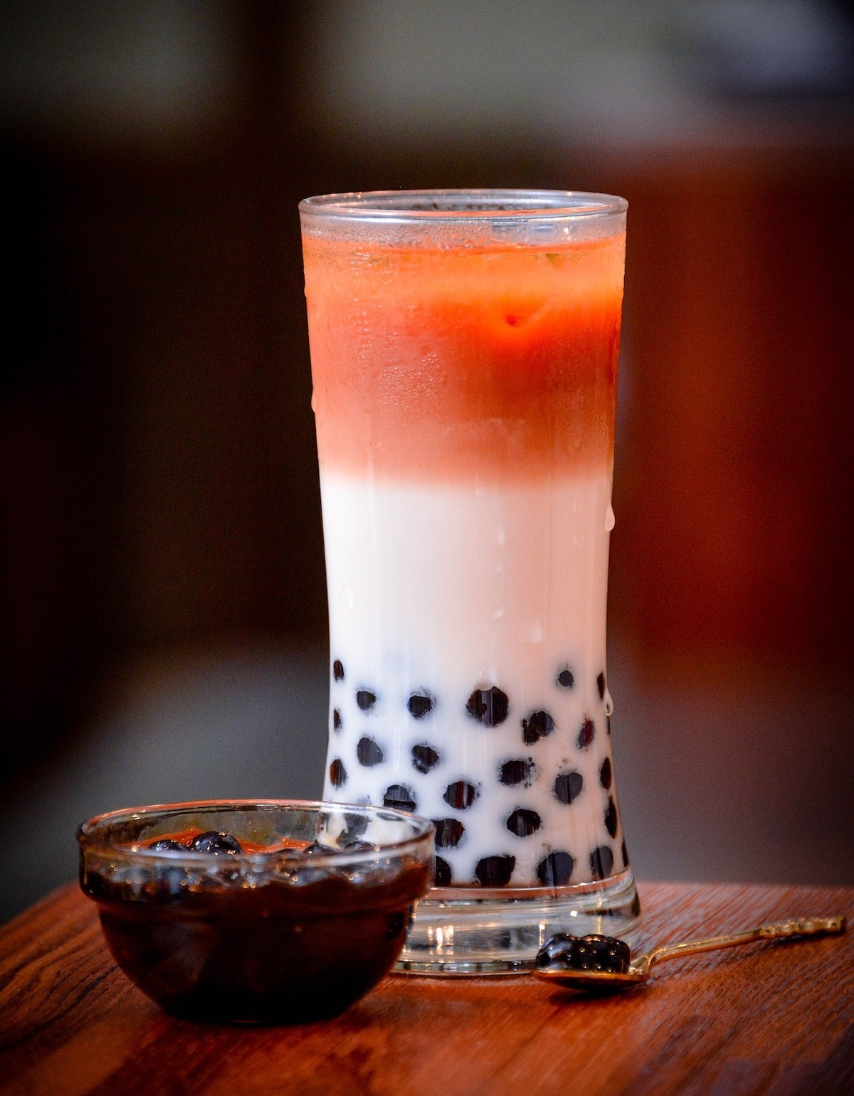 Bubble tea ©Image par 二 毛 de Pixabay