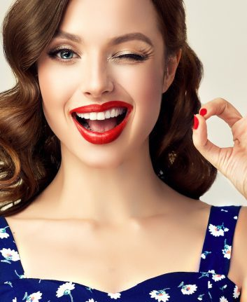 Maquillage ©De Sofia Zhuravetc shutterstock
