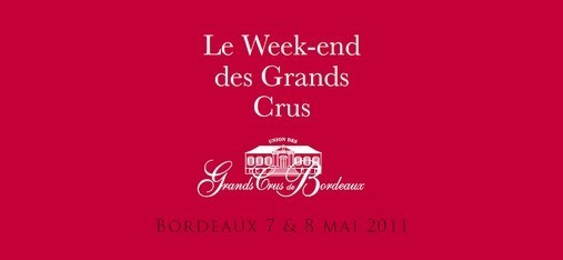 Le Week-end des Grands Crus