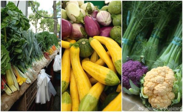 Légumes de Joël Thiébault