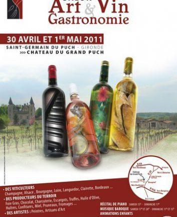 Salon Art, Vin & Gastronomie 2011