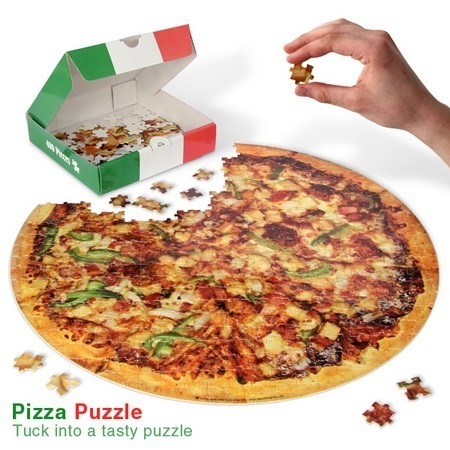 Takeaway Puzzle - Pizza