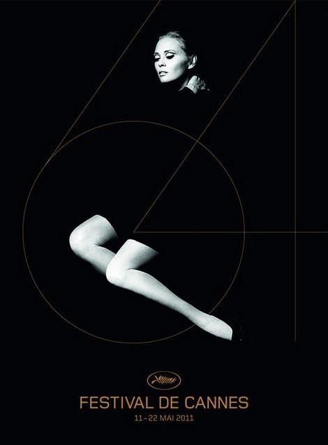 Affiche Festival de Cannes 2011