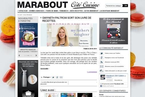Marabout Côté Cuisine