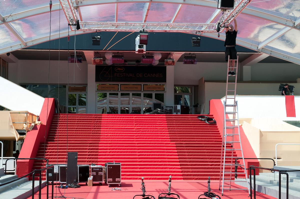 Festival de Cannes 2011 ©lexan shutterstock
