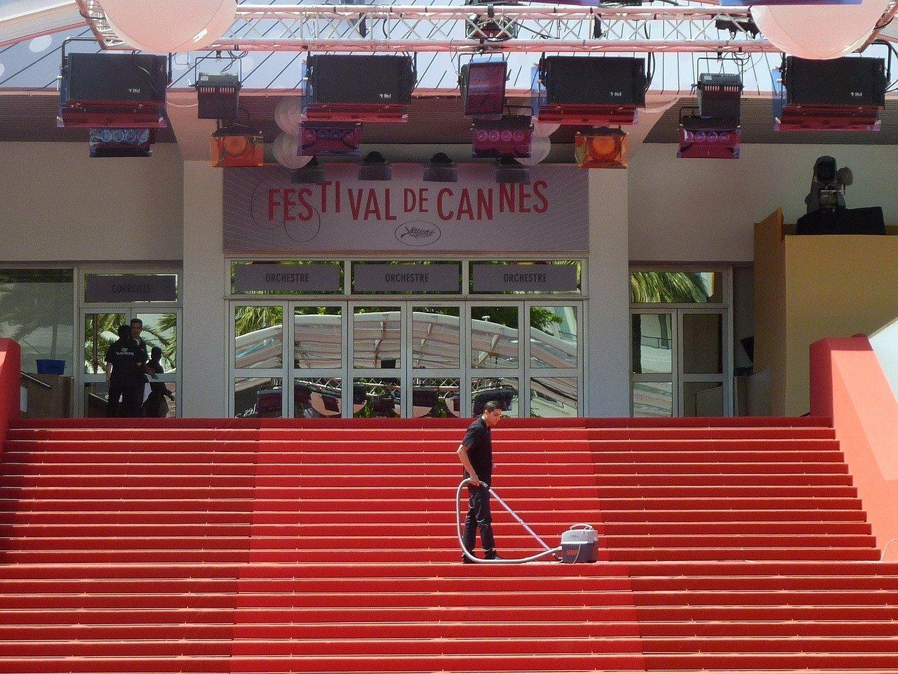 Festival de Cannes ©Hermann Traub de Pixabay