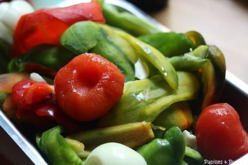 Légumes pour Tchoutchouka