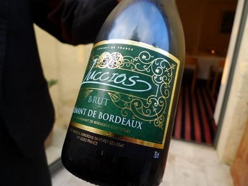 Luccios - Brut - Crémant de Bordeaux
