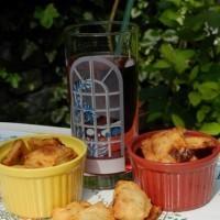 Petits feuilletés au Comté et tomates séchées - Babeth
