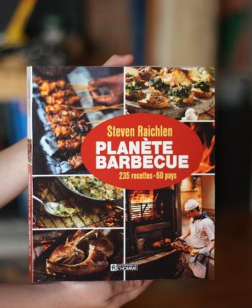 Steven Raichlen - Planète BBQ