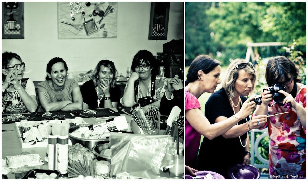 Atelier ANICAP - Avec Nathalie et Nawal