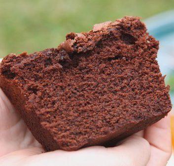 Cake aux deux chocolats